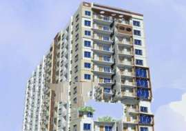 1750 sqft, 3 Beds Ready Flat for Sale at Shyamoli Apartment/Flats at