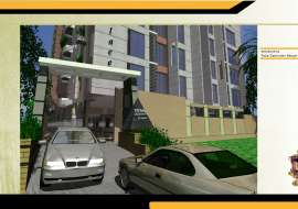 1628 sqft, 3 Beds Ready Flat for Sale at Bangla Motor Apartment/Flats at