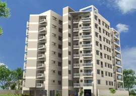 1792 sqft, 3 Beds Under Construction Apartment for Sale at Jhigatala Apartment/Flats at
