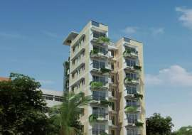 1840 sqft, 3 Beds Under Construction Apartment for Sale at Uttara Apartment/Flats at