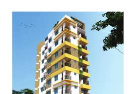 BASTU SHAILY LAKE VIEW Apartment/Flats at Agargaon