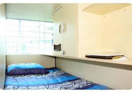 Hostel seat for Male Apartment/Flats at Aftab Nagar
