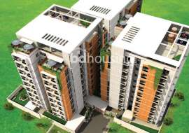 5400 sqft, 5 Beds Under Construction Apartment/Flats for Sale at Uttara Apartment/Flats at
