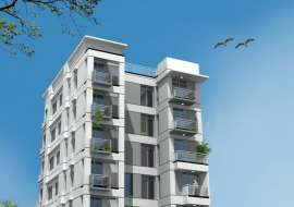 2060 sqft, 4 Beds Under Construction Apartment/Flats for Sale at Bashundhara R/A Apartment/Flats at