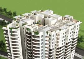 Dominant Seven Star Tower Apartment/Flats at Aftab Nagar