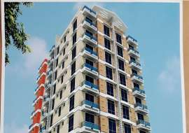 1210 sqft, 3 Beds Under Construction Apartment/Flats for Sale at Baridhara Apartment/Flats at