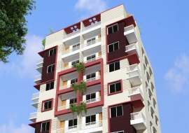 3D Tulip Apartment/Flats at Mirpur 11