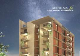 Landmark  Anjuman Apartment/Flats at Uttara, Dhaka