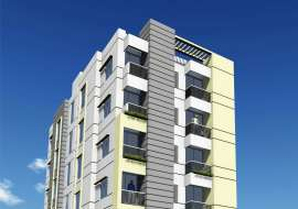 1390 sqft, 4 Beds Under Construction Apartment/Flats for Sale at Dhanmondi Apartment/Flats at
