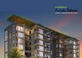 Landmark Farida Retreat Apartment/Flats at Bashundhara R/A, Dhaka