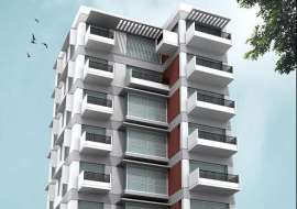 00000002280 sqft, 4 Beds Under Construction Apartment/Flat at 5th floor for Sale at Uttara Apartment/Flats at