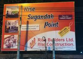 Rise Sugandah Point Showroom/Shop/Restaurant at Shiddheswari, Dhaka