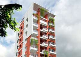 2000sft South Facing Fare Face Apartment @ D Block Apartment/Flats at Bashundhara R/A
