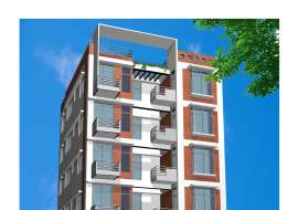 1495sft single unit Allmost Ready Apt @ H block Apartment/Flats at Bashundhara R/A