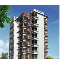 2000 sft Fair Face Corner Apt.@ B block Apartment/Flats at Bashundhara R/A
