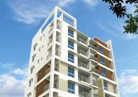1020 sqft, 3 Beds Under Construction Apartment/Flats for Sale at Aftab Nagar Apartment/Flats at