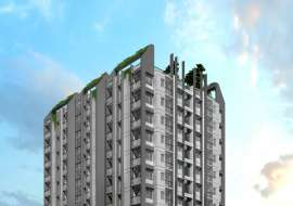 1025 to 1336 sqft, 3 Beds Under Construction Apartment/Flats for Sale at Shyamoli Apartment/Flats at