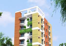 2173 sqft, 4 Beds Under Construction Apartment/Flats for Sale at Banasree Apartment/Flats at
