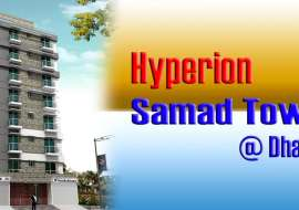 Hyperion Samad Tower Apartment/Flats at Mirpur 10