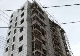 1600 sqft, 3 Beds Ready Apartment/Flats for Sale at Aftab Nagar Apartment/Flats at