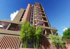 Ready apartment sale in Bashundhara B Block