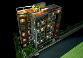 Runner Reaz Sunildeep Apartment/Flats at West Dhanmondi, Dhaka