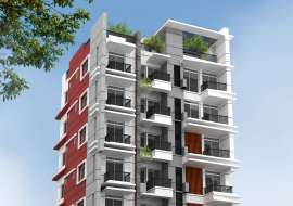 TechVen Nahar Cottage Apartment/Flats at Dhanmondi