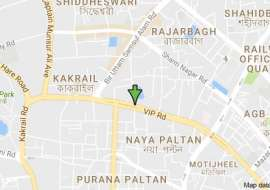 9.5 katha commercial/residential Plot for Sale at Paltan Commercial Plot at