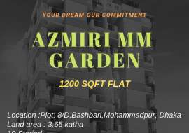 Azmiri MM Garden (Azmiri Properties Development Ltd.)