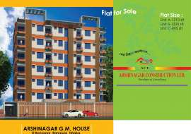 1270 sqft, 3 Beds Upcoming Apartment/Flats for Sale at Banasree Apartment/Flats at