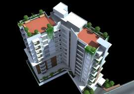 APL  Angel Park Apartment/Flats at Mohammadpur