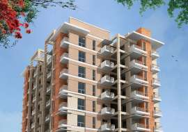1248 sqft, 3 Beds Under Construction Apartment/Flats for Sale at Khilgaon Apartment/Flats at