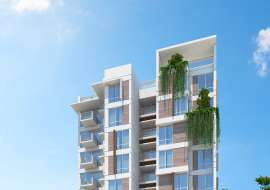 2200 sft Single Unit Apt at Uttara, Sec. 4 Apartment/Flats at Uttara