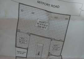 2000 sqft, Ready  Showroom/Shop/Restaurant for Sale at Kotowali Showroom/Shop/Restaurant at