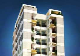 1400 sqft, 3 Beds Under Construction Apartment/Flats for Sale at Aftab Nagar Apartment/Flats at
