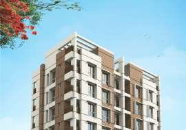 1332 sqft, 3 Beds Under Construction Apartment/Flats for Sale at Mirpur 12 Apartment/Flats at