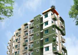 1300 sqft, 3 Beds Under Construction Apartment/Flats for Sale at Mirpur 12 Apartment/Flats at