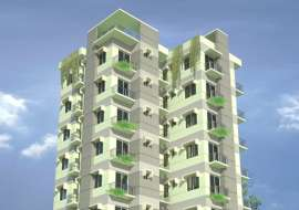 1050 sqft, 3 Beds Ready Apartment/Flats for Sale at Shukrabad Apartment/Flats at