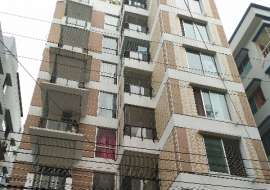 Ready flat sale at Bashundhara R/A Apartment/Flats at Bashundhara R/A, Dhaka