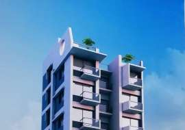 TM Doctor Kamal - Galaxy Apartment/Flats at Bashundhara R/A, Dhaka