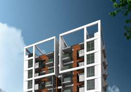 1500 Flat at Bashundhara G Block Apartment/Flats at Bashundhara R/A, Dhaka