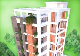 1600 sqft, 3 Beds Upcoming Apartment/Flats for Sale at Mirpur 11 Apartment/Flats at