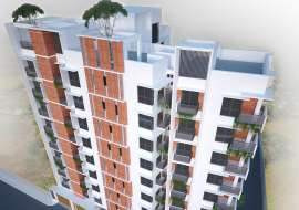 1200 sqft, 3 Beds Upcoming Apartment/Flats for Sale at Badda Apartment/Flats at