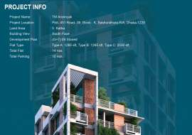 TM Aronnyak Apartment/Flats at Bashundhara R/A, Dhaka