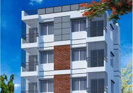 900 sqft, 2 Beds Under Construction Apartment/Flats for Sale at Uttara Apartment/Flats at
