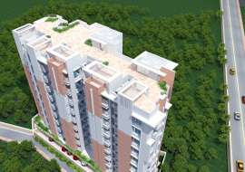 Runner Aspire Apartment/Flats at Malibag, Dhaka