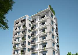 2630 sqft, 4 Beds Almost Ready Apartment/Flats for Sale at Bashundhara R/A Apartment/Flats at
