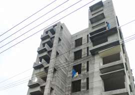 1010 sqft, 3 Beds Under Construction Apartment/Flats for Sale at Bashundhara R/A Apartment/Flats at