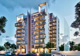 SANMAR ARAS PALACE Apartment/Flats at Bashundhara R/A, Dhaka
