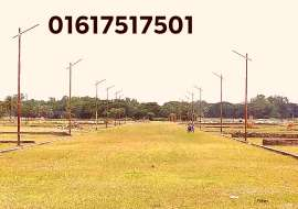Purbachal Marine City Residential Plot at